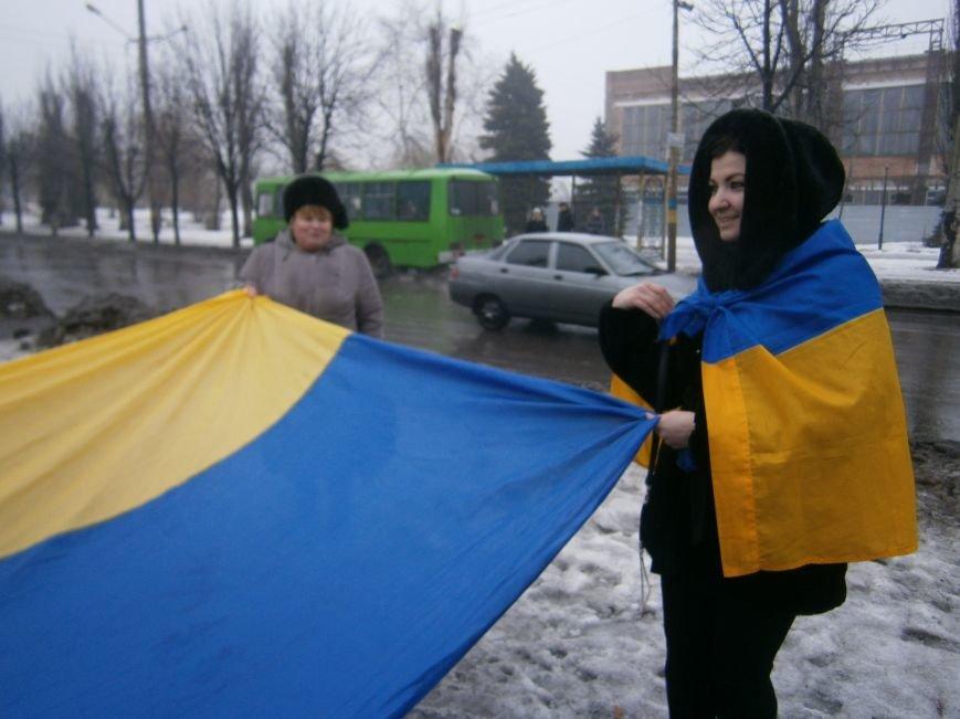 В Димитрове прошла акция «Восток и Запад – Вместе!» (фото) - фото 22