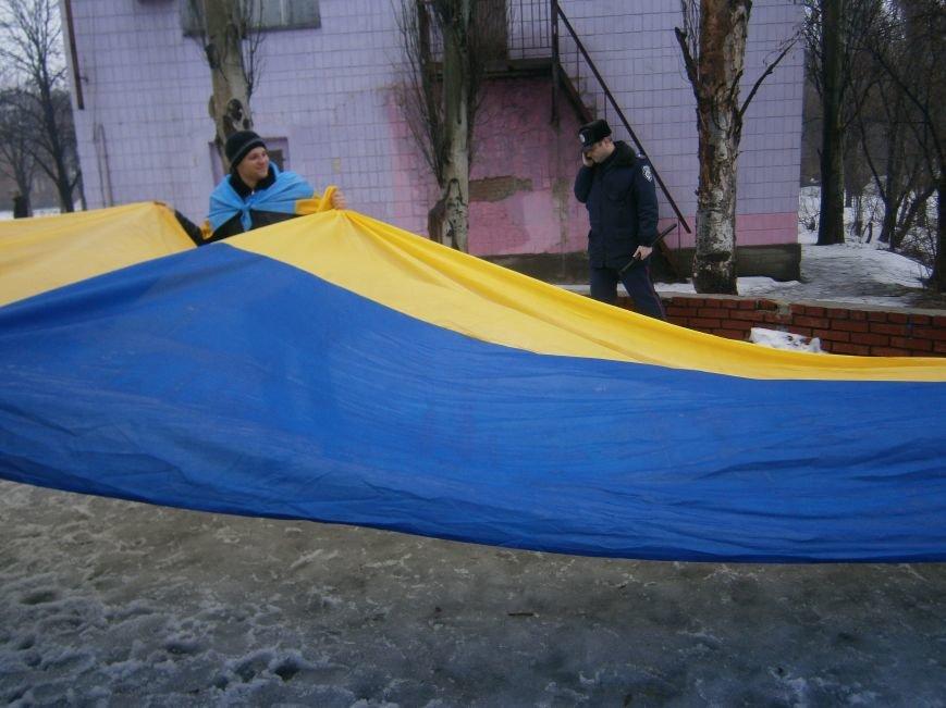В Димитрове прошла акция «Восток и Запад – Вместе!» (фото) - фото 27