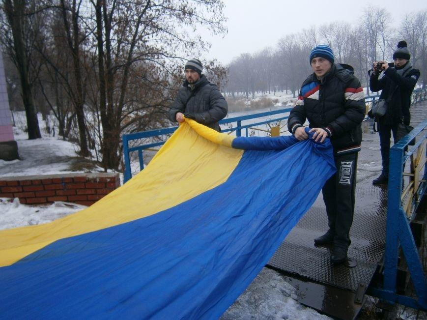 В Димитрове прошла акция «Восток и Запад – Вместе!» (фото) - фото 28