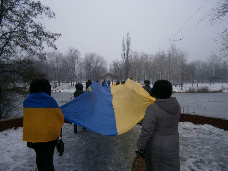 В Димитрове прошла акция «Восток и Запад – Вместе!» (фото) - фото 23