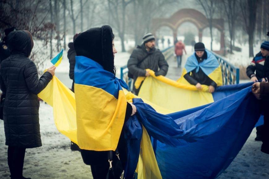 В Димитрове прошла акция «Восток и Запад – Вместе!», фото-11