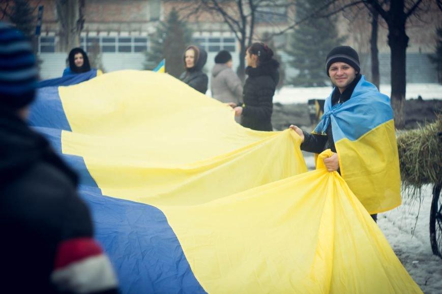 В Димитрове прошла акция «Восток и Запад – Вместе!», фото-9