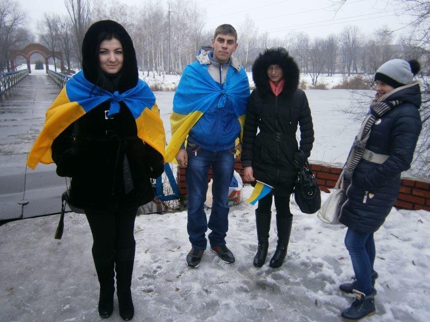 В Димитрове прошла акция «Восток и Запад – Вместе!» (фото) - фото 15