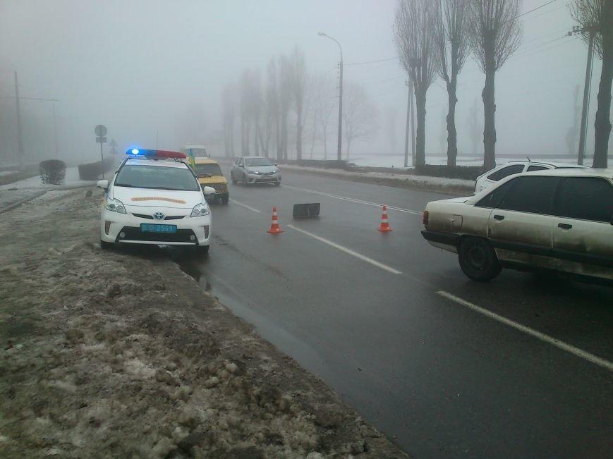 В Днепродзержинске на проспекте Юбилейном произошло серьезное ДТП, фото-5
