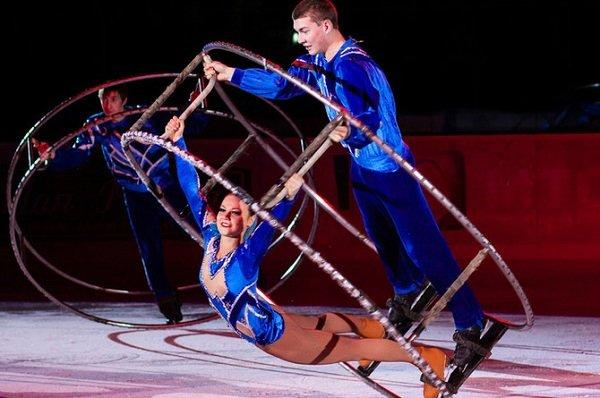 19-20 февраля в Гродно выступит два московских цирка: (фото) - фото 1
