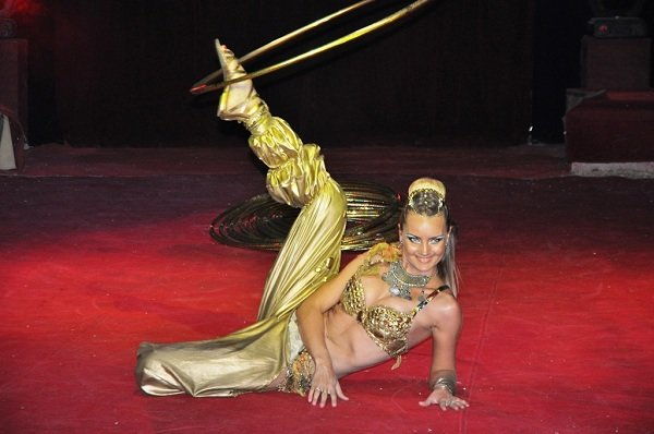 19-20 февраля в Гродно выступит два московских цирка: (фото) - фото 5