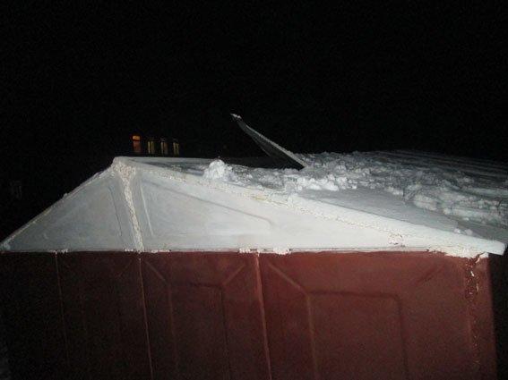 В Запорожье задержали вора, который вскрыл гараж «фомкой» (ФОТО) (фото) - фото 1