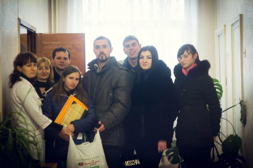 Димитровские патриоты собрали денежные средства для раненных из зоны АТО, фото-7