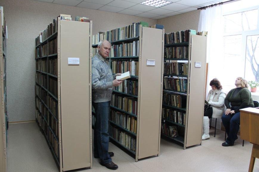 В Артемовске состоялось открытие библиотеки-филиала №2 после капитального ремонта, фото-1