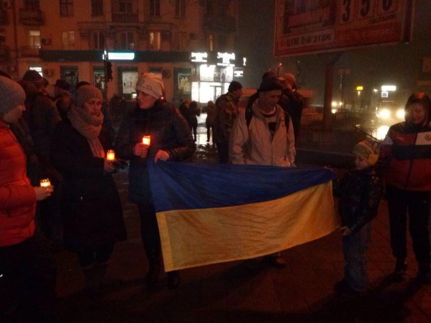 В Днепродзержинске почтили память погибших евромайдановцев и бойцов АТО, фото-2