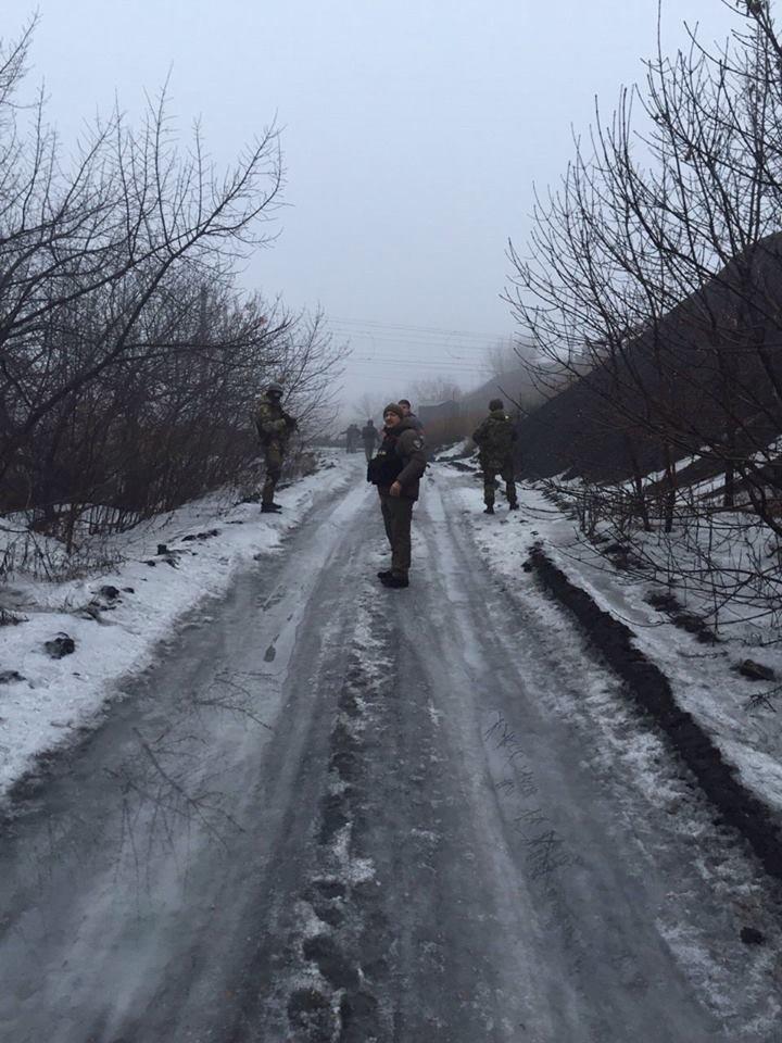 МВД усиливает охрану Авдеевки (фото) - фото 2