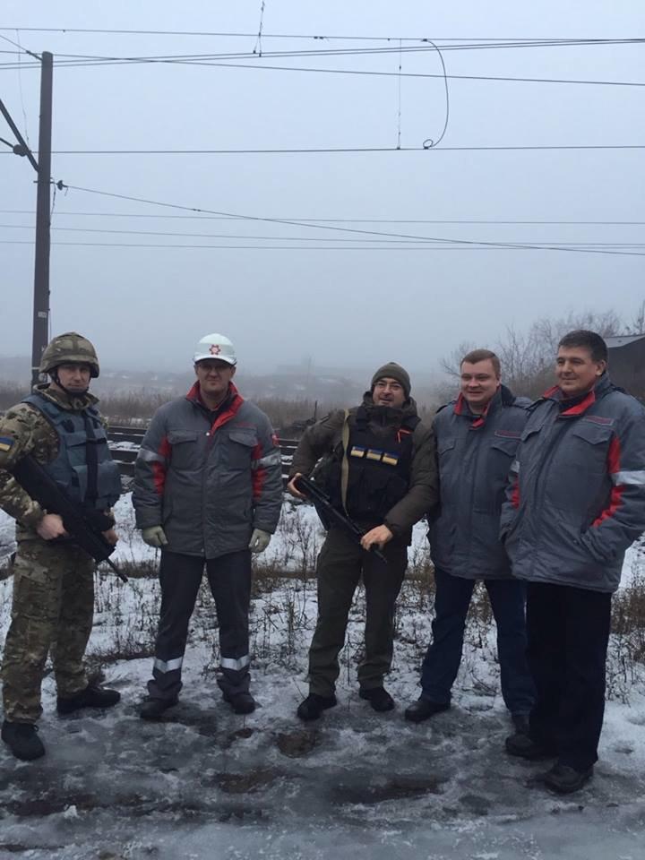 МВД усиливает охрану Авдеевки (фото) - фото 1