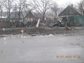 Макеевка: восстановление после обстрелов (фото) - фото 1