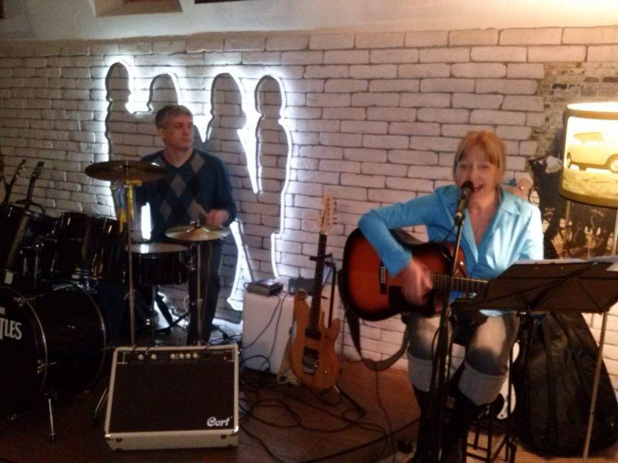 Вечера акустической музыки в Днепродзержинске, фото-2