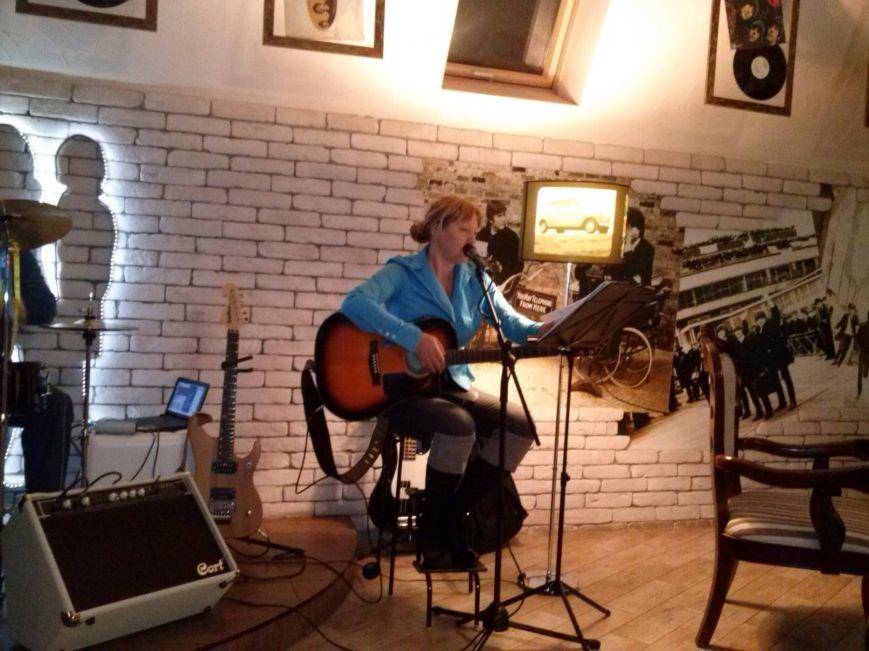 Вечера акустической музыки в Днепродзержинске, фото-1