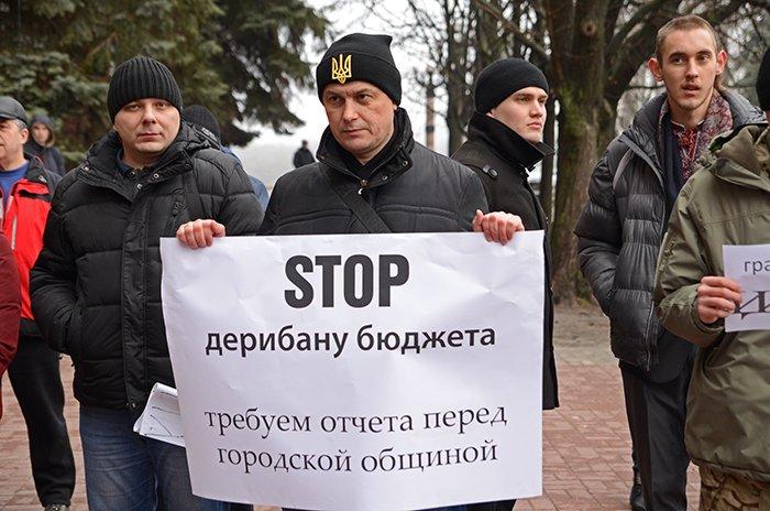 Активисты предложили создать батальон имени мэра Николаева из депутатов-коррупционеров (ФОТО), фото-4