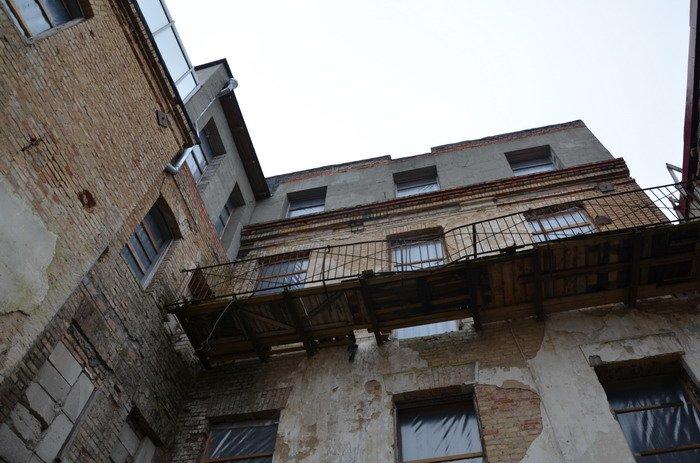 Фоторепортаж: «Муравьефф-отель» вместо реконструкции законсервируют и перепродадут (фото) - фото 6