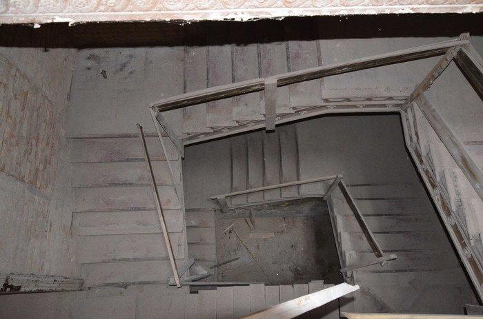 Фоторепортаж: «Муравьефф-отель» вместо реконструкции законсервируют и перепродадут (фото) - фото 26