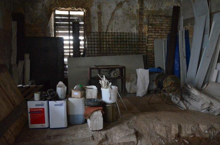 Фоторепортаж: «Муравьефф-отель» вместо реконструкции законсервируют и перепродадут (фото) - фото 15