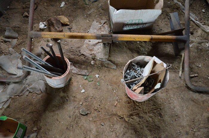 Фоторепортаж: «Муравьефф-отель» вместо реконструкции законсервируют и перепродадут (фото) - фото 16
