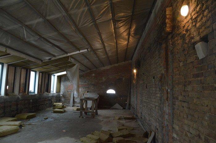 Фоторепортаж: «Муравьефф-отель» вместо реконструкции законсервируют и перепродадут (фото) - фото 41