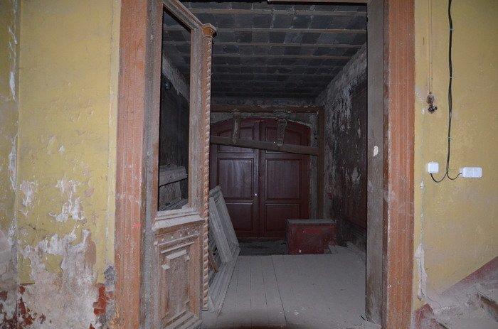 Фоторепортаж: «Муравьефф-отель» вместо реконструкции законсервируют и перепродадут (фото) - фото 21
