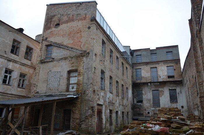 Фоторепортаж: «Муравьефф-отель» вместо реконструкции законсервируют и перепродадут (фото) - фото 5