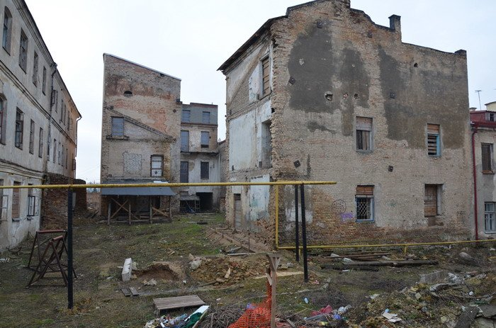 Фоторепортаж: «Муравьефф-отель» вместо реконструкции законсервируют и перепродадут (фото) - фото 1
