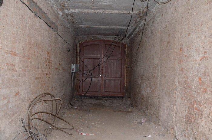 Фоторепортаж: «Муравьефф-отель» вместо реконструкции законсервируют и перепродадут (фото) - фото 20