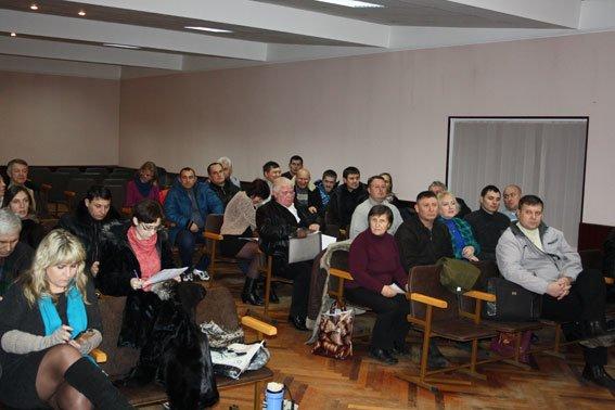 Члены Общественного совета при городском отделе милиции принимали решения в промежутках между баталиями (ФОТО) (фото) - фото 1