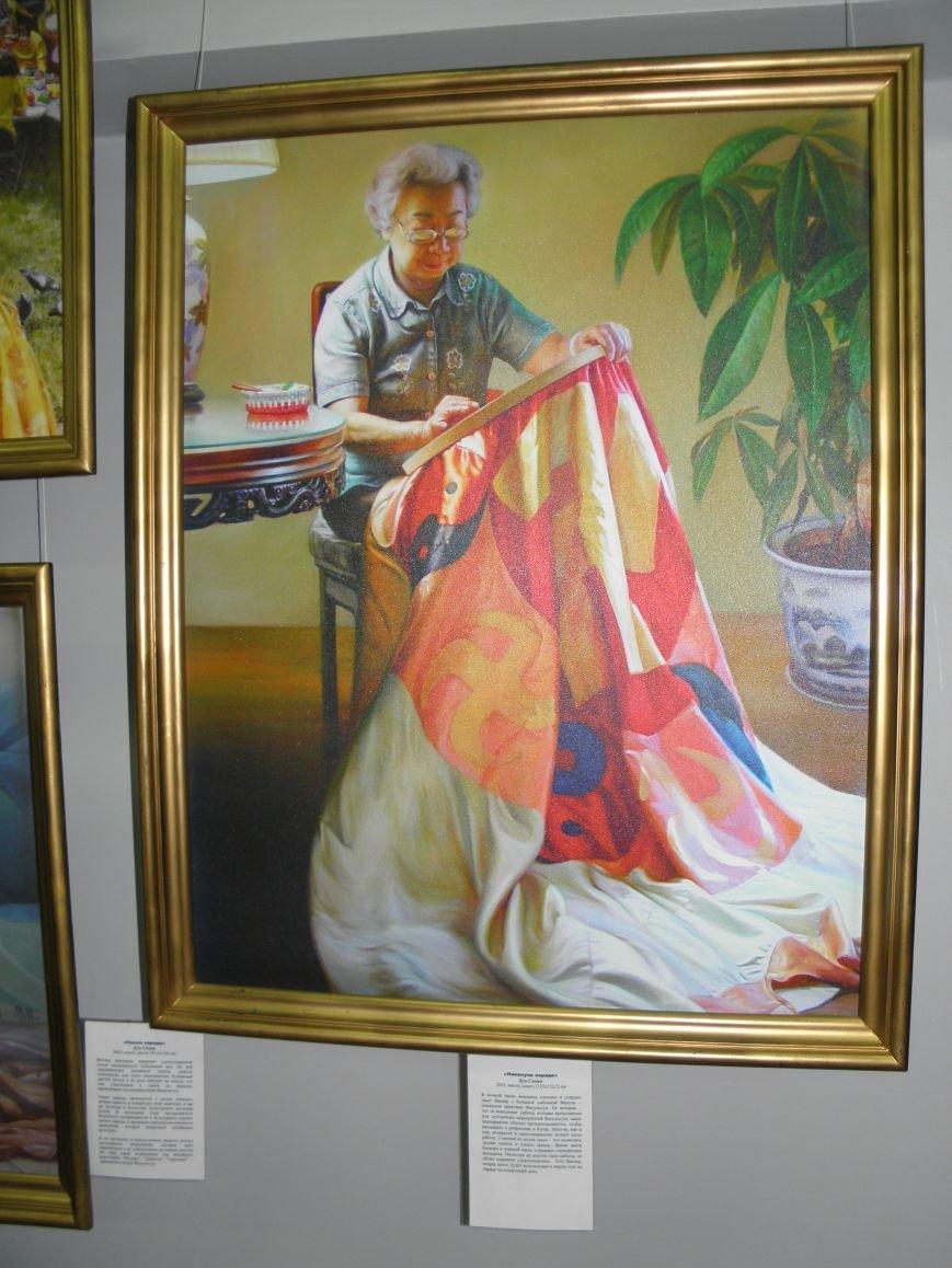 В Краматорск приехала международная выставка «Искусство. Истина. Доброта. Терпение». (фото) - фото 3