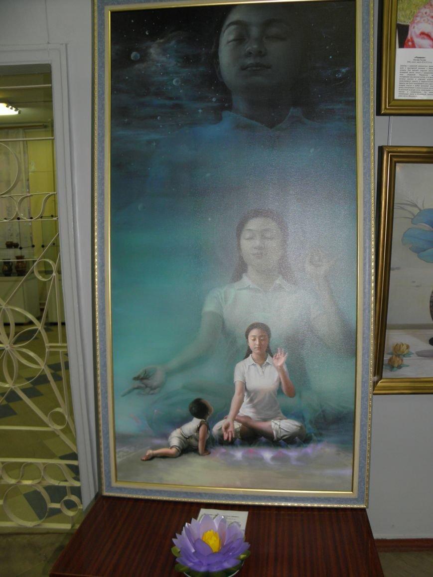 В Краматорск приехала международная выставка «Искусство. Истина. Доброта. Терпение». (фото) - фото 2