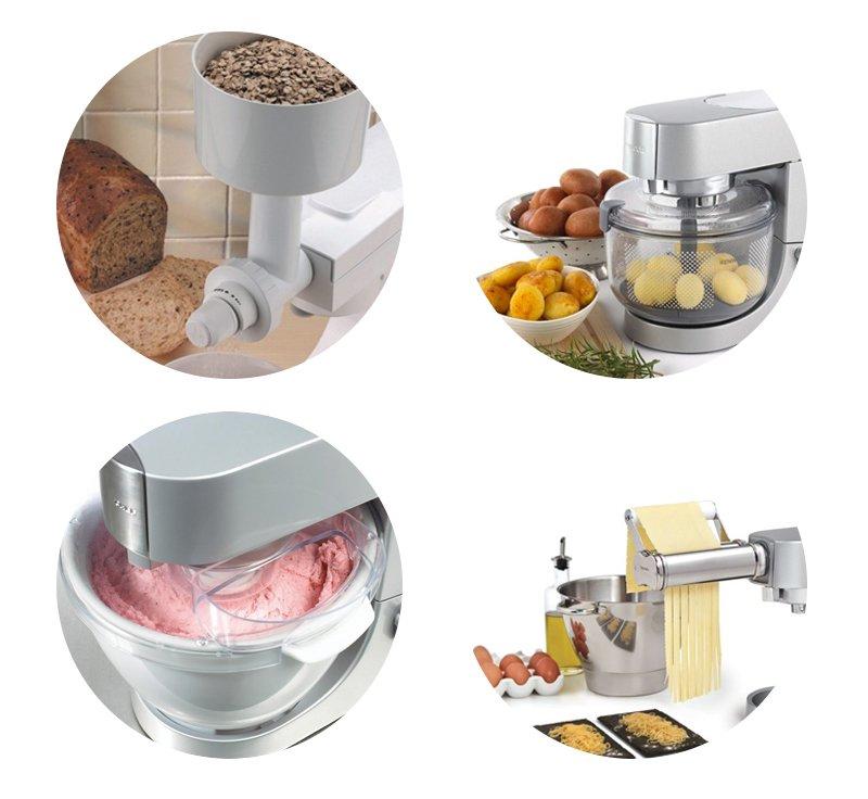 Новые модели кухонных машин Cooking Chef - еще больше возможностей (фото) - фото 2