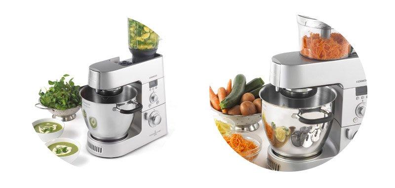 Новые модели кухонных машин Cooking Chef - еще больше возможностей (фото) - фото 3