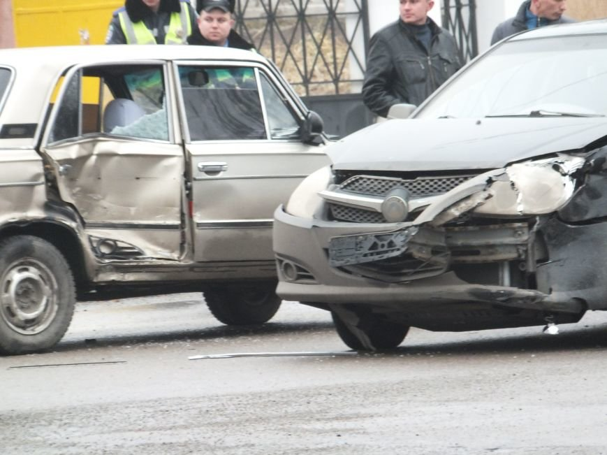 В Кировограде произошло еще одно ДТП (фото) (фото) - фото 1