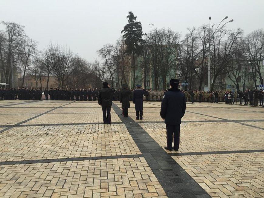 Столичные правоохранители перешли на усиленное патрулирование (ФОТО) (фото) - фото 1