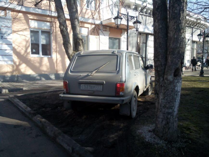 парковка 6