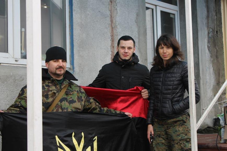 Красноармейск посетила Татьяна Черновол, народный депутат и советник главы МВД Украины, фото-1