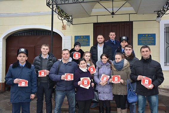 На магазинах Николаева появились наклейки с призывом не продавать спиртное и сигареты несовершеннолетним (ФОТО) (фото) - фото 4