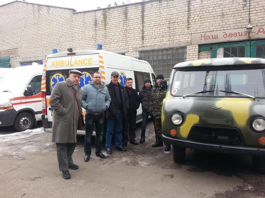 Олег Мудрак - человек, который меняет город, фото-6