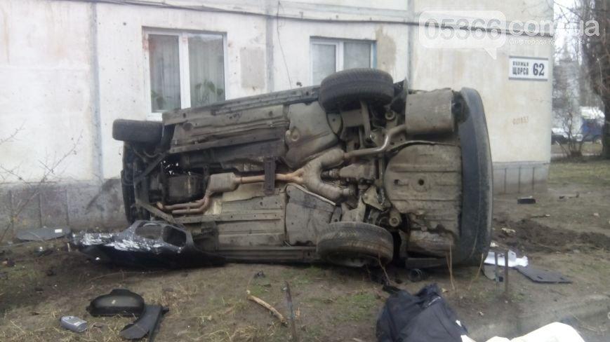 Страшное ДТП в Полтавской области: двое погибших (ФОТО) (фото) - фото 1