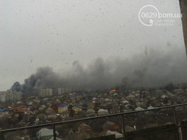 Утренний обстрел Мариуполя: множество разрушений, есть погибшие и десятки раненых (фото) - фото 2