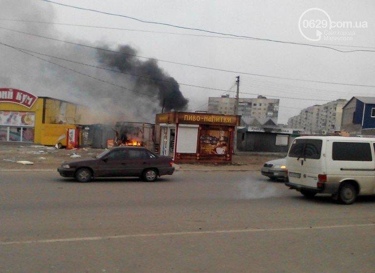Мариуполь обстреляли «Градами»: есть жертвы (ФОТО) (фото) - фото 1