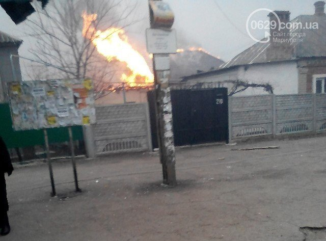 Мариуполь обстреляли «Градами»: есть жертвы (ФОТО) (фото) - фото 2