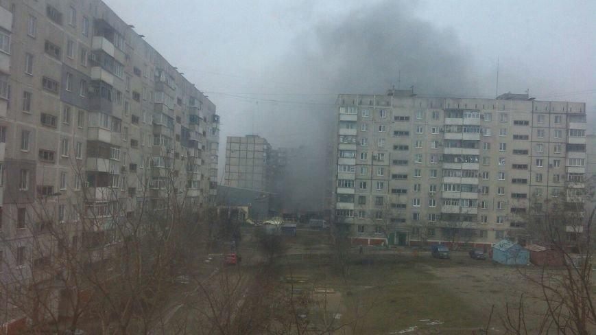 В Мариуполе в ходе обстрела получили ранения 46 человек - Аброськин (ФОТО) (фото) - фото 1