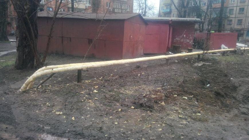 так стало возле моего дома №48-1