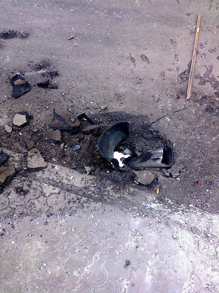 На «Восточный» попало 40 снарядов. Погибших больше 10 (ФОТО) (фото) - фото 1