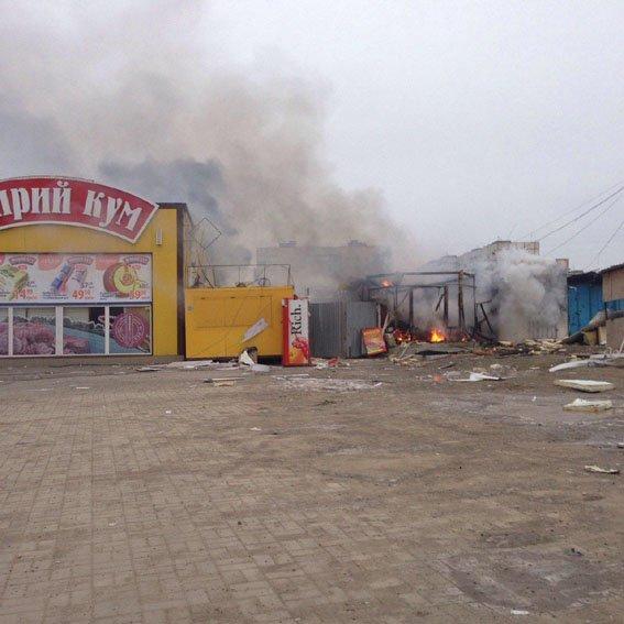В результате артобстрела Мариуполя пострадали более 60 человек (Фото) (фото) - фото 3