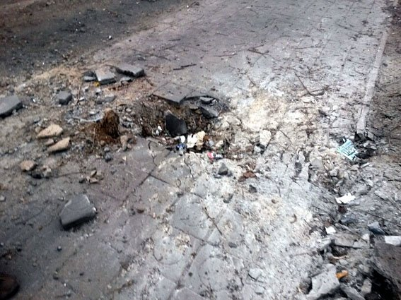 В результате артобстрела Мариуполя пострадали более 60 человек (Фото) (фото) - фото 2