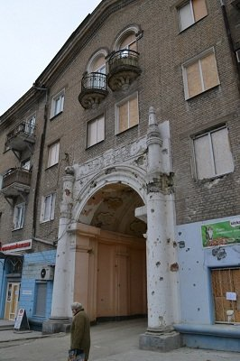 В Донецке состоялась панихида в память о погибших мирных жителях (фото) - фото 6